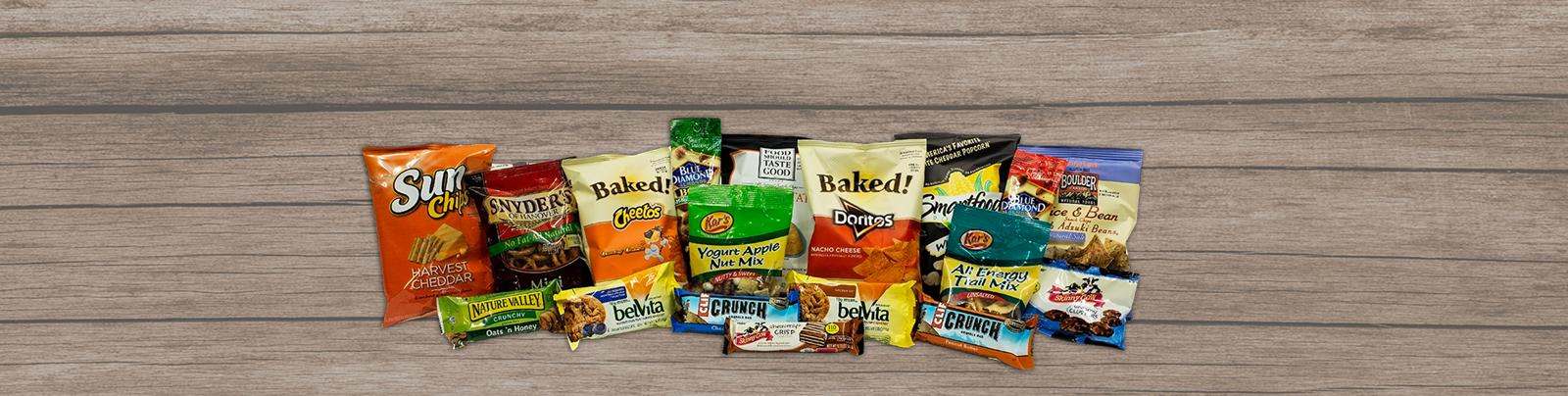 Wholesale Snacks